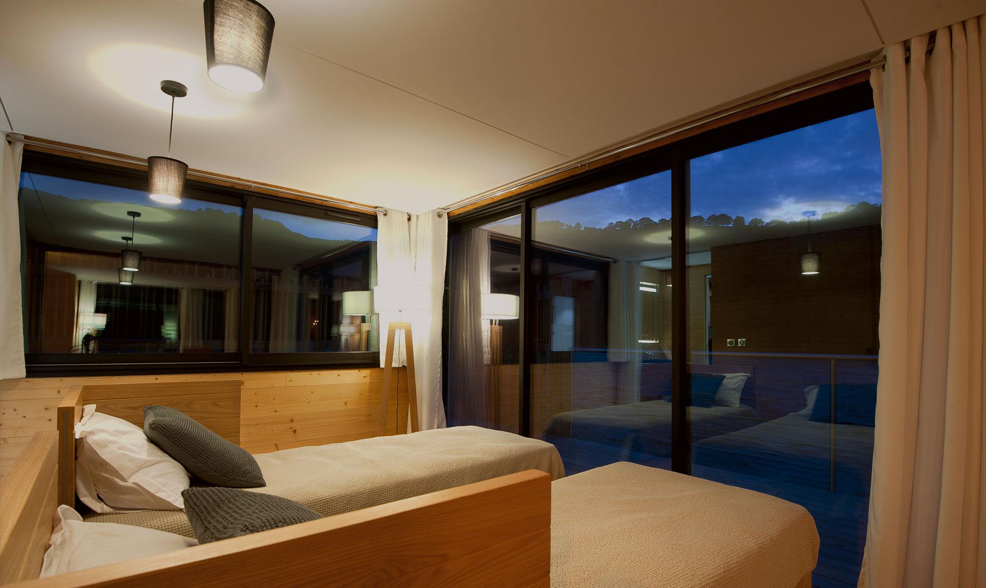 cabane mobilier design