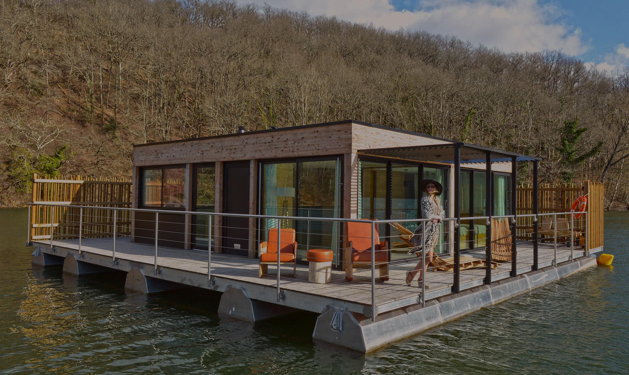 carre vie projet habitat flottant